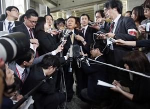 Tokyo Governor Naoki Inose