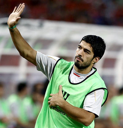 Liverpool must keep word and let me go: Suarez
