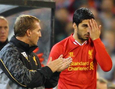 Desperate Suarez wants 'amicable' Liverpool exit