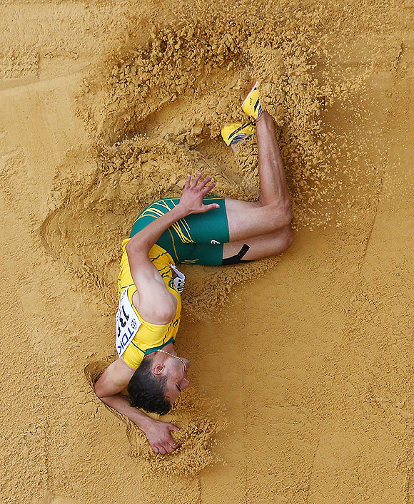 Spectacular PHOTOS from the World Athletics Championships