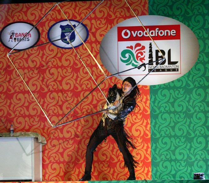 PHOTOS: Dazzling opening ceremony kicks off inaugural IBL