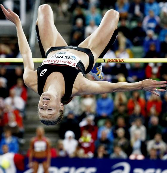 Emma Green Tregaro of Sweden