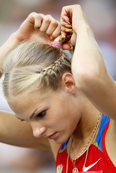 10 Sexiest Female Athletes form Moscow World Championship