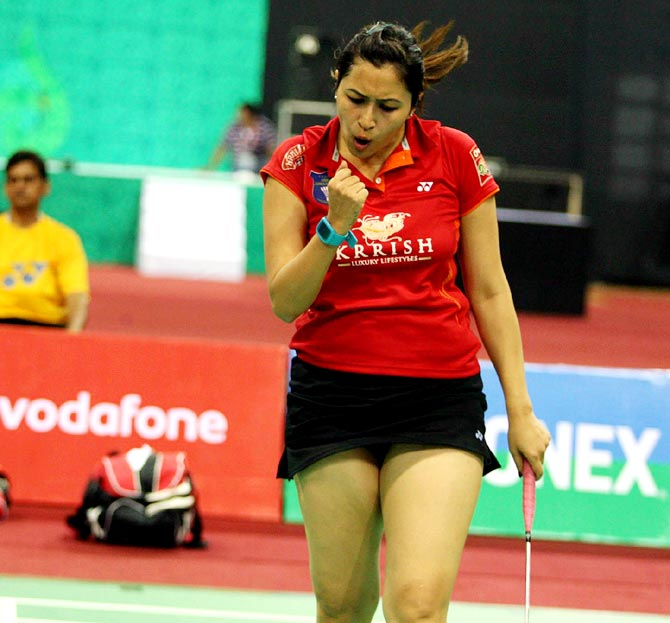 Rediff Sports - Cricket, Indian hockey, Tennis, Football, Chess, Golf - Stop step-motherly attitude towards doubles: Jwala