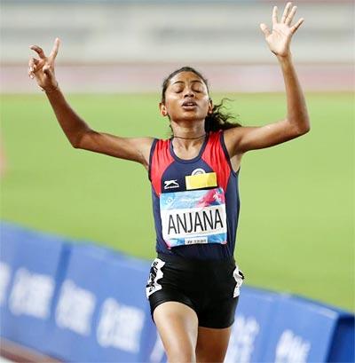 Anjana Dhavalu Thamake