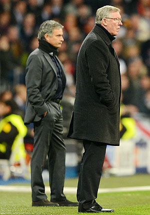 Chelsea vs United: Mourinho says he will miss old friend Fergie
