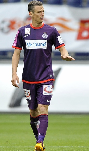 Florian Mader of FK Austria Vienna