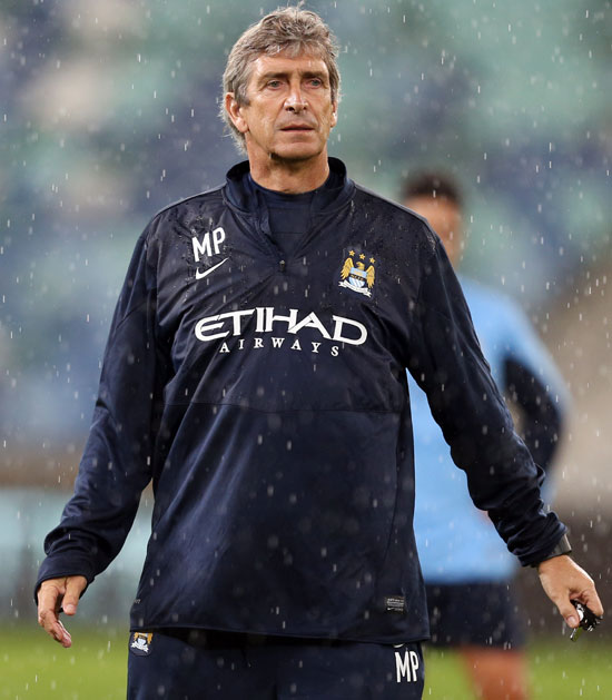 Can Pellegrini revive City's fortunes?