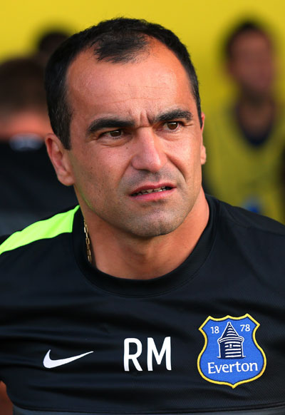 Martinez will be forced to work on a shoestring budget