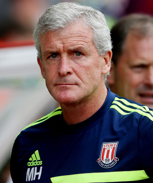 Hughes has a point to prove