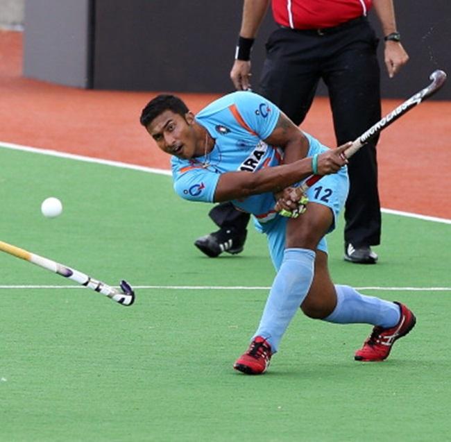 Penalty-corner ace Raghunath