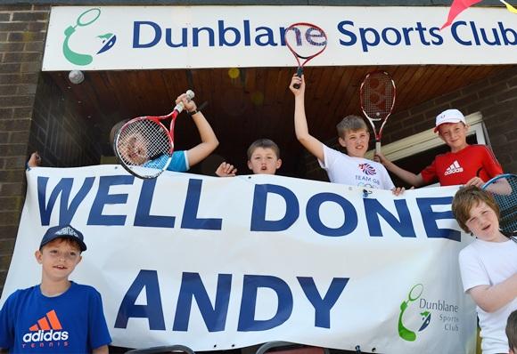 Children of Dunblane Sports Club