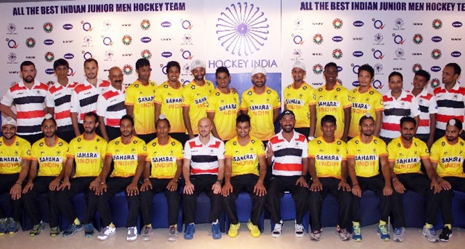 Junior Hockey WC: India eye positive start against Holland
