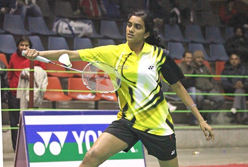 I am gaining in confidence, says rising badminton star Sindhu