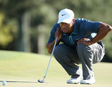 Tiger motivated by Snead, Nicklaus and kids