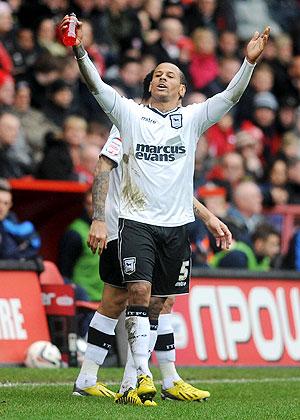 Blackburn striker Campbell held in match-fixing probe