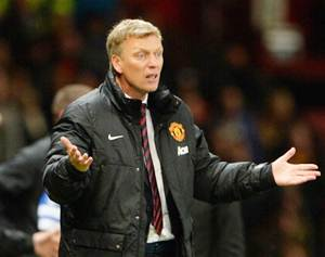Moyes takes 'complete responsibility' for Manchester United's showing