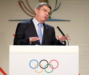 Rediff Sports - Cricket, Indian hockey, Tennis, Football, Chess, Golf - IOA's compliance major step towards lifting ban: IOC