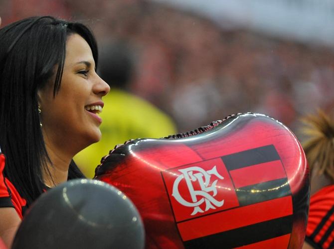 Fans of Flamengo