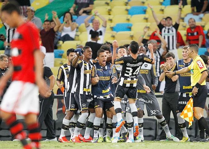 Players of Botafogo