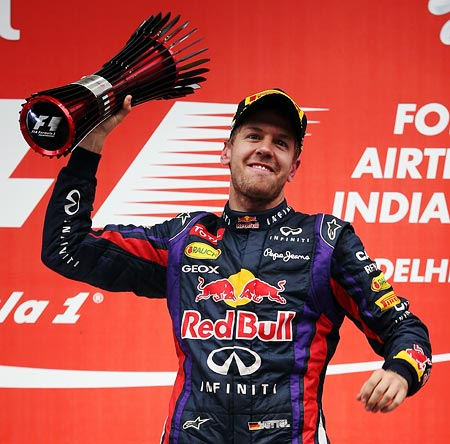 Formula One to award pole position trophy