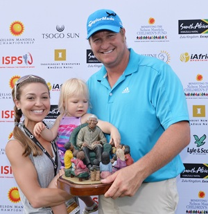 Van der Walt claims emotional win at Nelson Mandela Championship