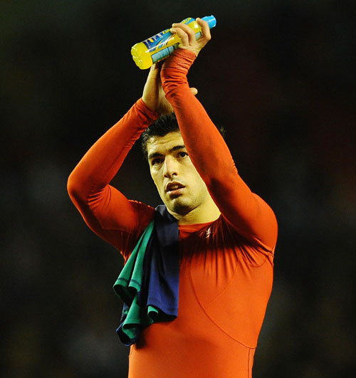 Rediff Sports - Cricket, Indian hockey, Tennis, Football, Chess, Golf - Luis Suarez has matured since biting ban: Brendan Rodgers