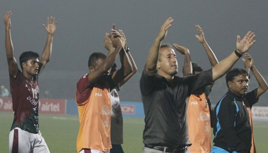 Mohun Bagan coach Karim Bencharifa