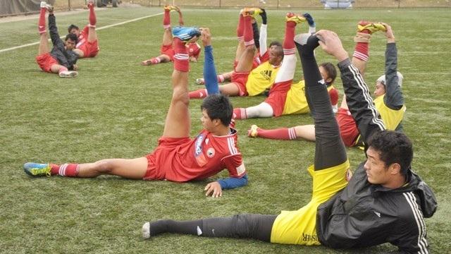 Shillong Lajong FC players