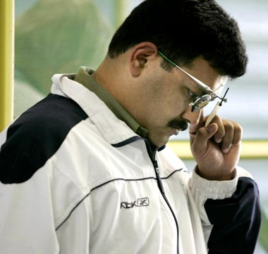 National Shooting: Samresh wins gold in 25m standard pistol, Vijay third