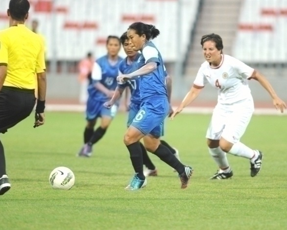 At 33, India's No 1 women's footballer yearns for recognition