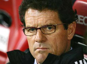 Capello, Conte call for introduction of 'time-outs'