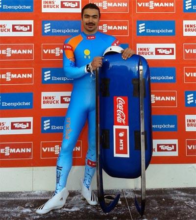 Luger Shiva Keshavan wins silver in Asia Cup