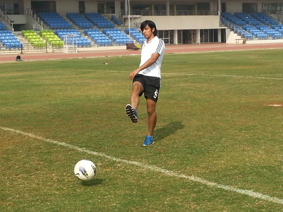 'I realised Indian football has a lot of history'