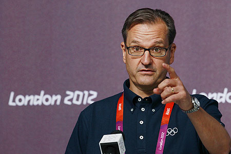 International Olympic Committee (IOC) spokesman Mark Adams