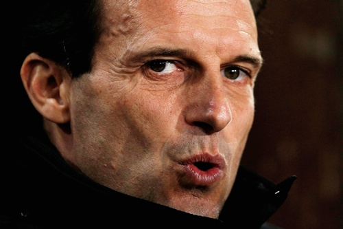 AC Milan Manager, Massimiliano Allegri
