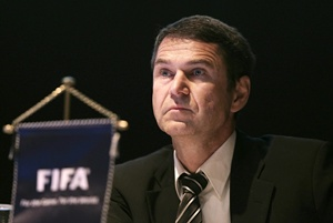 FIFA Director of Security Ralf Mutshke