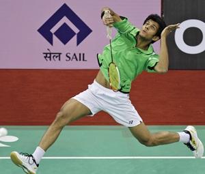 Ajay Jayaram of India