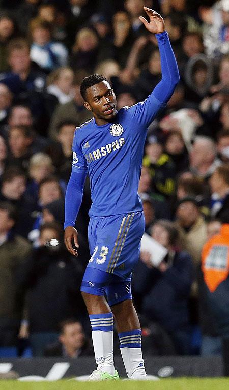Chelsea's Daniel Sturridge