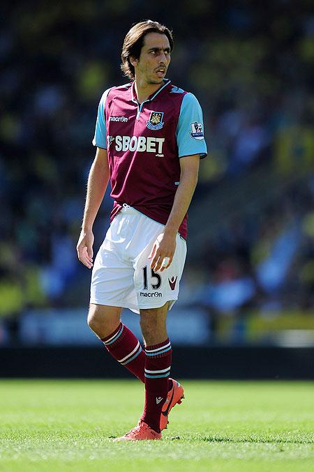 Yossi Benayoun of West Ham United