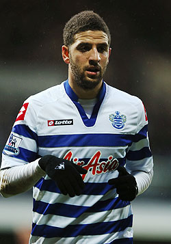 Adel Taarabt of Queens Park Rangers and Morocco
