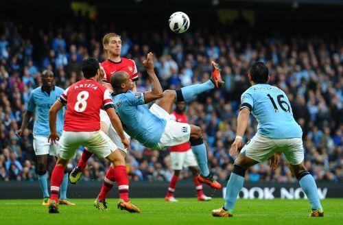 Man City to take on Arsenal