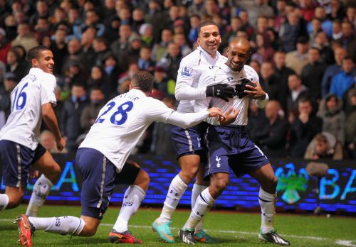 Spurs looking to catch up Man City