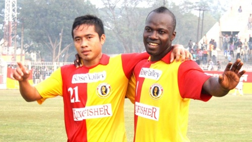 I-League: East Bengal dominate in win against Mumbai FC