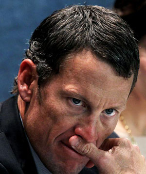 Armstrong seems to be safe from perjury or false statement