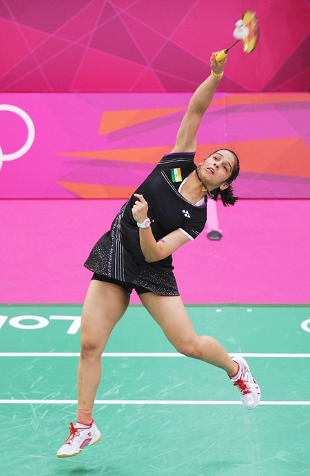 Badminton rankings: Saina rises to 2nd, Kashyap in top-10