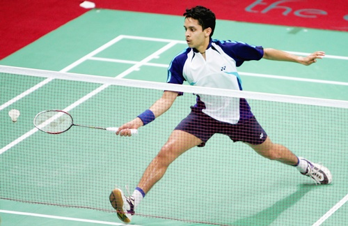 Kashyap reaches a career-high