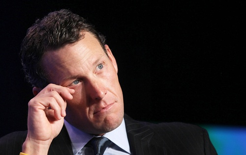 Armstrong describes himself as a 'bully' and a 'deeply flawed character'