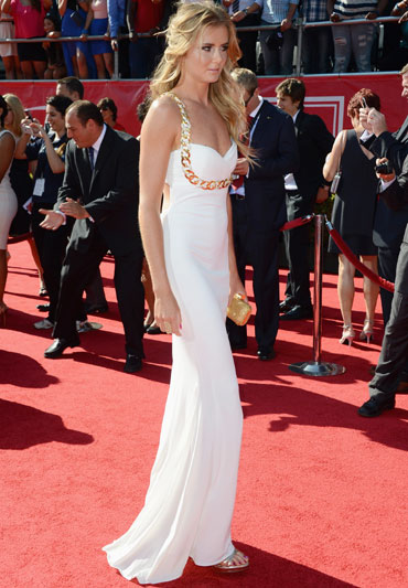 Daniela Hantuchova arrives at the 2012 ESPY Awards at Nokia Theatre L.A. Live on July 11, 2012 in Los Angeles