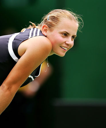 Jelena Dokic of Australia